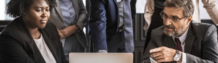 A team analyzes inbound marketing and GDPR impact
